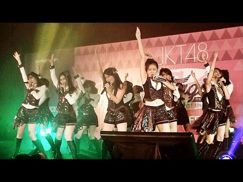 JKT48 Team J - Kataomoi Finally #JKTMahagitaHSF