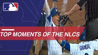 Top moments from the 2018 NLCS