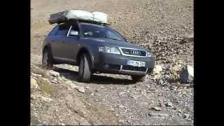 M&M-Offroadtour mit Audi Allroad Piemont Ligurien Seealpen Westalpen