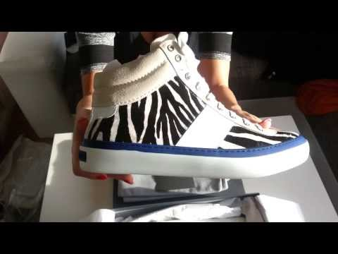 bbb27fd53c85d Expensive Sneakers: JIMMY CHOO Belgravia Unboxing - YouTube