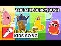 Download MULBERRY BUSH | NURSERY RHYME | BEST KIDS SONG | LARVA KIDS | KARAOKE | SING ALONG MP3 song and Music Video