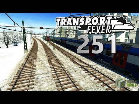 Irrfahrten 🚆 ► [251] ► Let's Play Transport Fever German