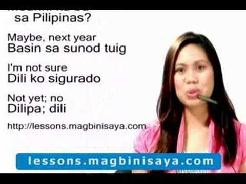 Cebuano Alphabet | LEARN101.ORG