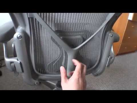 Aeron Chair Quality & Herman Miller Customer Support Issues Sucks !