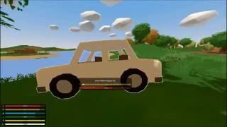 Unturned - Auto Fahren #6 GERMAN