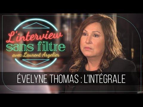 Evelyne Thomas : Amour, complexes, Cest mon choix Son interview sans filtre