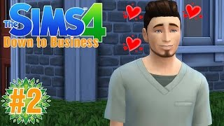 "Dr. Love!! ""The Sims 4 Get to Work"" (Down to Business) Ep.2"