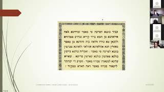 Comparaisons de deux haggadot judéo-arabes marocaines (4/8)
