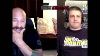UFC Fight Night 70  Breakdown Show w/ Frank Trigg and Nick Kalikas