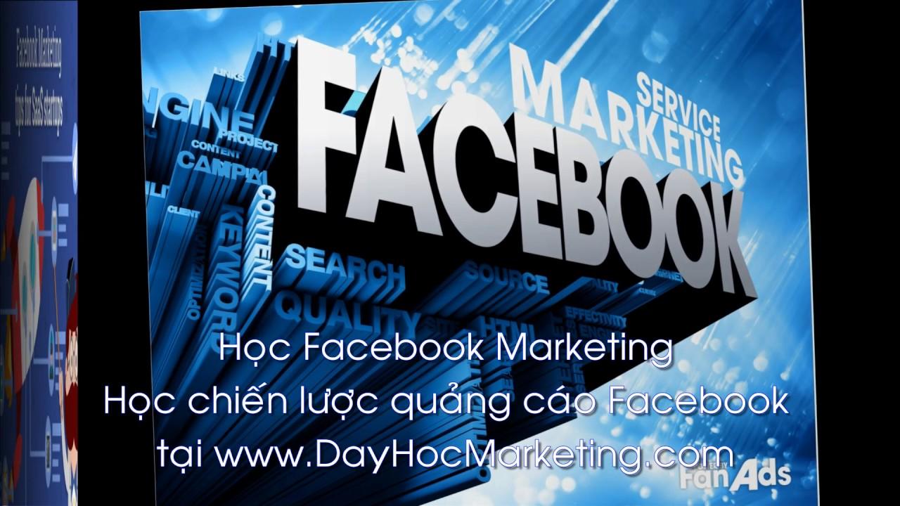 Học Facebook Marketing ở đâu tốt tại TPHCM