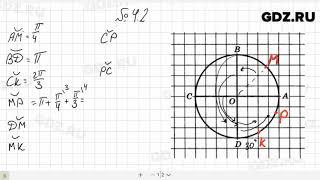 № 4.2- Алгебра 10-11 класс Мордкович