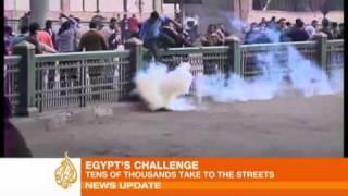 Demanding change in Egypt thumbnail