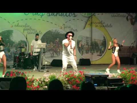 Jimmy Dub & Andeeno Damassy - Dime Tu / Live @ Sannicolau Mare