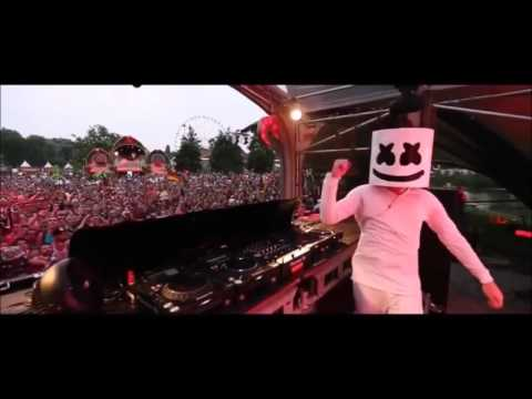 Breathe Carolina - Stable (Marshmello Remix) Official Music Video