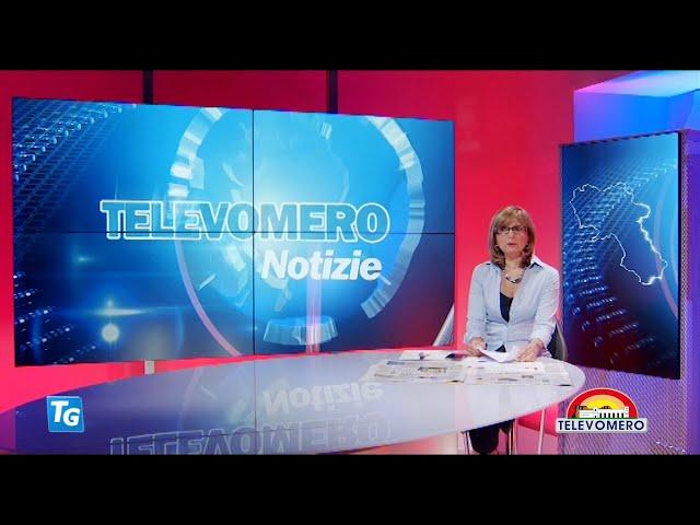 TELEVOMERO NOTIZIE 11 MAGGIO 2021 EDIZIONE delle 20 30