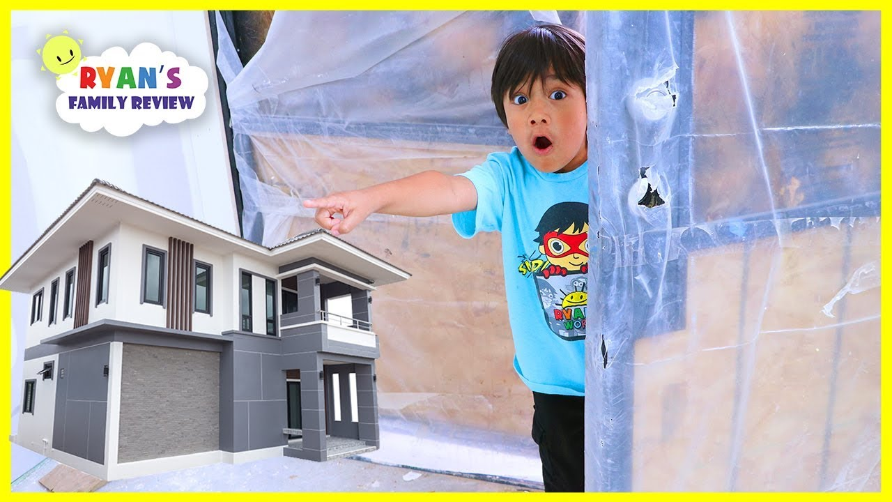 We Bought A New House Ryan S Family Review New House