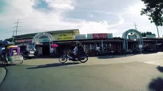 サンペドロ市の街並み~トライシクルからの映像~