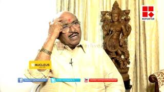 Vellappally Nadesan In Close Encounter 11/10/15 Reporter TV Nikesh Kumar Vs Vellappally Chat Show