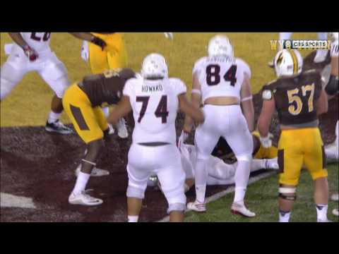 Inside Wyoming Football (2016 Season - Episode 2)