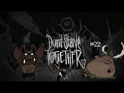 Don't starve Together #22(coop) Полуночная стрижка