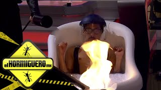 Fuego con Ximena Sariñana y Mau Nieto