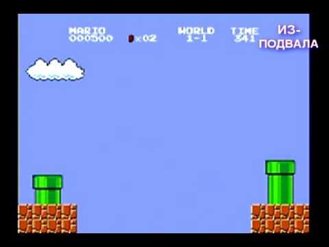 Пародия на игру Mario.flv
