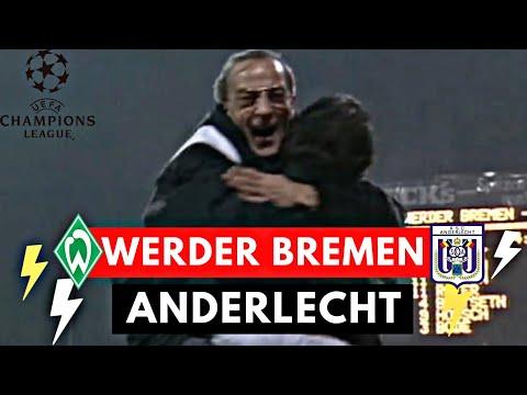 Werder Bremen vs Anderlecht 5-3 All Goals & highlights ( UEFA Champions League 1993 )