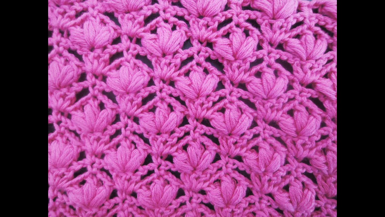 How to knit crochet openwork patterns 79