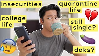 Coffee & Chat with Me! (Quarantine Edition) | Q&A