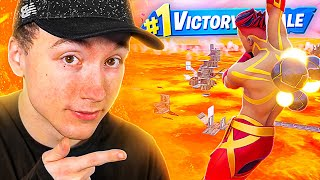 COMPETITIVE FLOOR IS LAVA IN FORTNITE! (met kijkers)