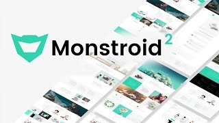 видео monstroid для wordpress