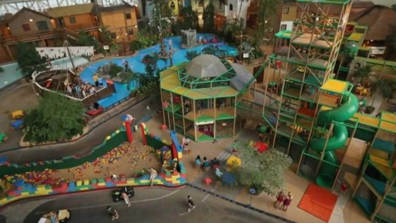 Tropical Islands Resort: A Manmade Tropical Island Resort In Germany