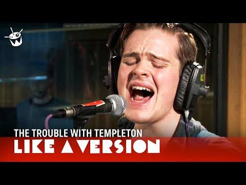 The Trouble With Templeton cover 'The District Sleeps Alone Tonight' on triple j