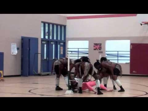 Zuzu African Acrobats African Cultural School Tour