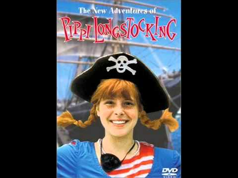 The New Adventures Of Pippi Longstocking - theme song