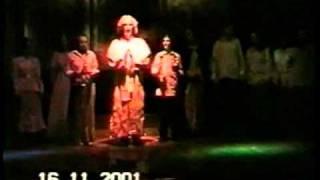 Eötvös Diákszínpad - Felnégyelés - vagy inkább kihúzás? :) (István a király)