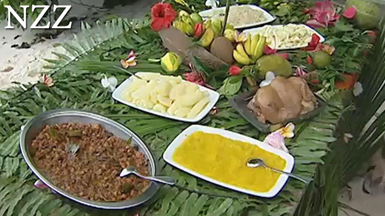 küche der kreolen: köstlichkeiten von den seychellen