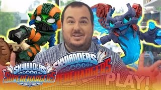 Let's Play: Cloud Kingdom Chapter Playthrough (E3 Demo) l Skylanders Superchargers l Skylanders