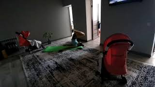 Фитнес дома мотивация для мамочек Тренировки дома растяжка дома Убираем живот дома Все для мам