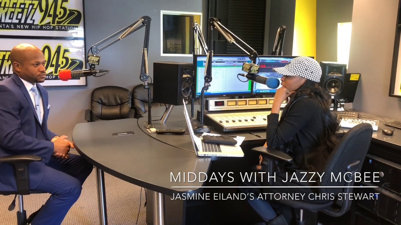 Jasmine Eiland's Attorney Stewart Tells How She was Sexually Assaulted in Atlanta Nightclub (PART 1)