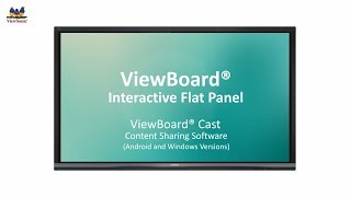 ViewSonic ViewBoard® Cast (And…