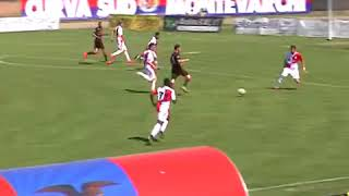 Serie D Girone D Aquila Montevarchi-Rimini 1-0