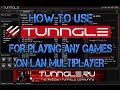 How To Play Any Game Online By Using Tunngle [Tutorial]