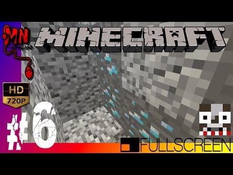 Minecraft (1.8.1) #6 - เจอเพชรแล้ว! [HD] [ประกาศข่าวสารงาน NVIDIA Day 2015]