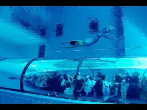 La piscina mas terrorifica del mundo doovi for Piscina mas profunda del mundo