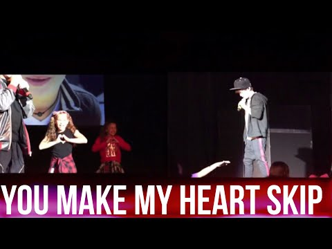 MattyB - You Make My Heart Skip - Live 2014 and 2015