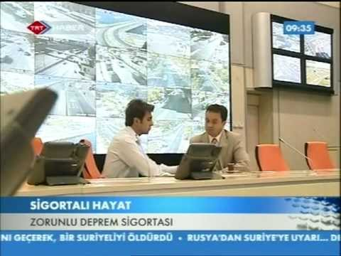 Sigortalı Hayat AKOM Müdürü Turgay Gökdemir Röportajı