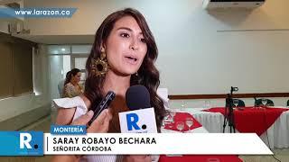 Saray Robayo Bechara, rumbo al Reinado Nacional de la Belleza 2018