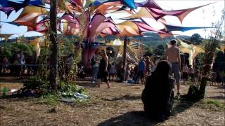 Dj Armin Boom Shankar at S.U.N. Festival 2014