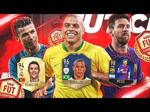A 4 PARTIDOS DE ÉLITE! FUT CHAMPIONS! :D FIFA 18!